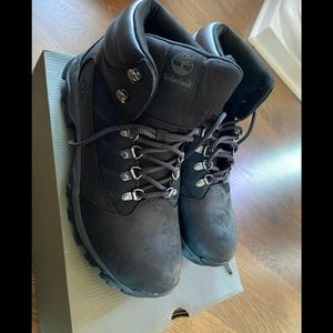 Men's Timberland leather boots